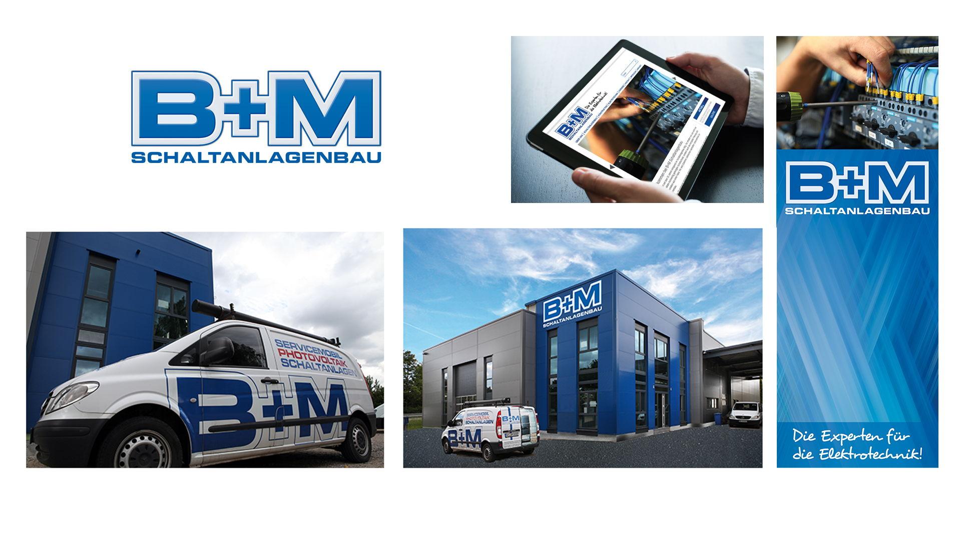 B+M Schaltanlagenbau mit Sitz in Mönchsweiler